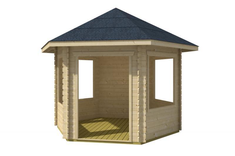 lusthus sala 1 8 m 18495 kr. Black Bedroom Furniture Sets. Home Design Ideas