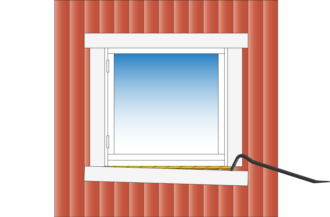 hur mäter man fönster
