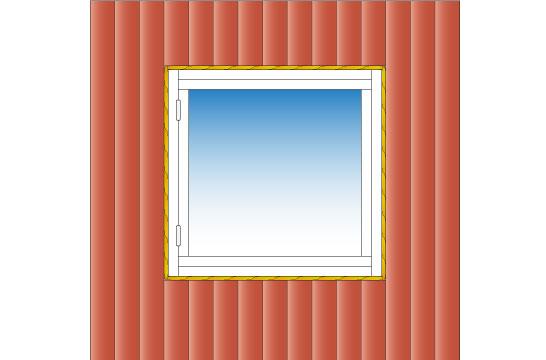så mäts fönster